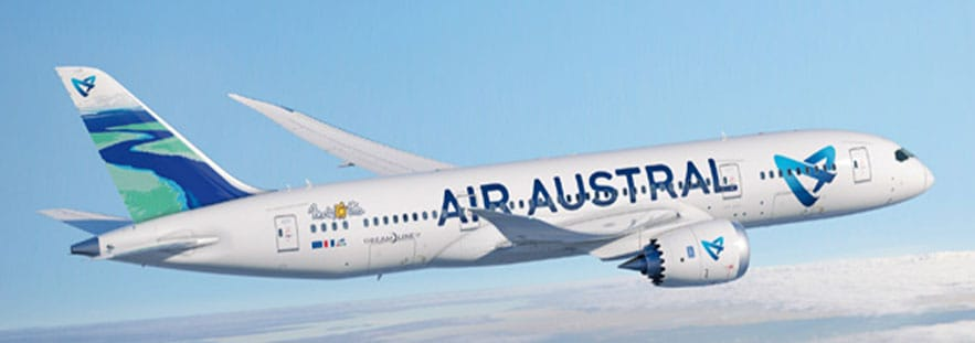 Air Austral - Tourisme Mayotte
