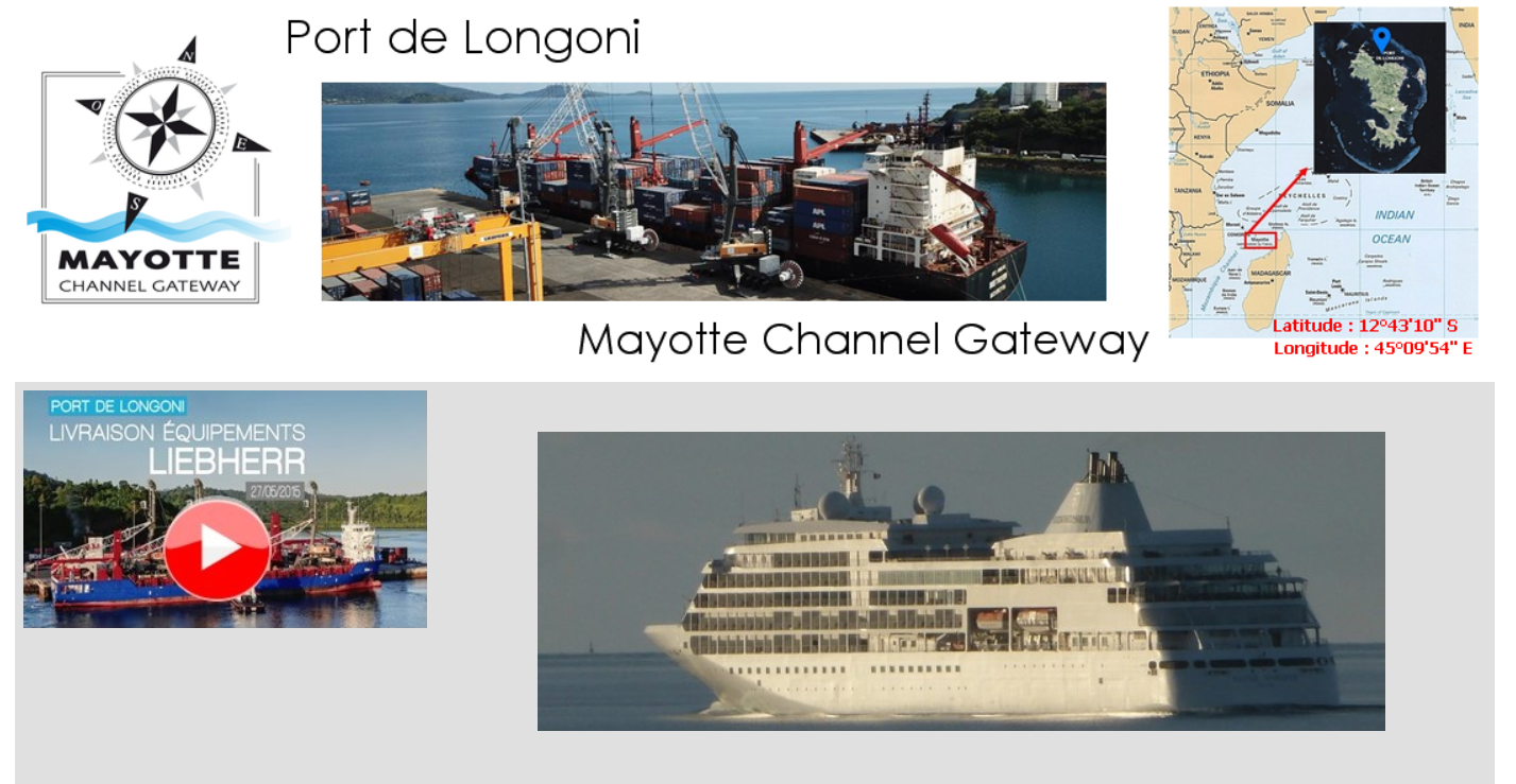 Mayotte Channel Gateway - Tourisme Mayotte