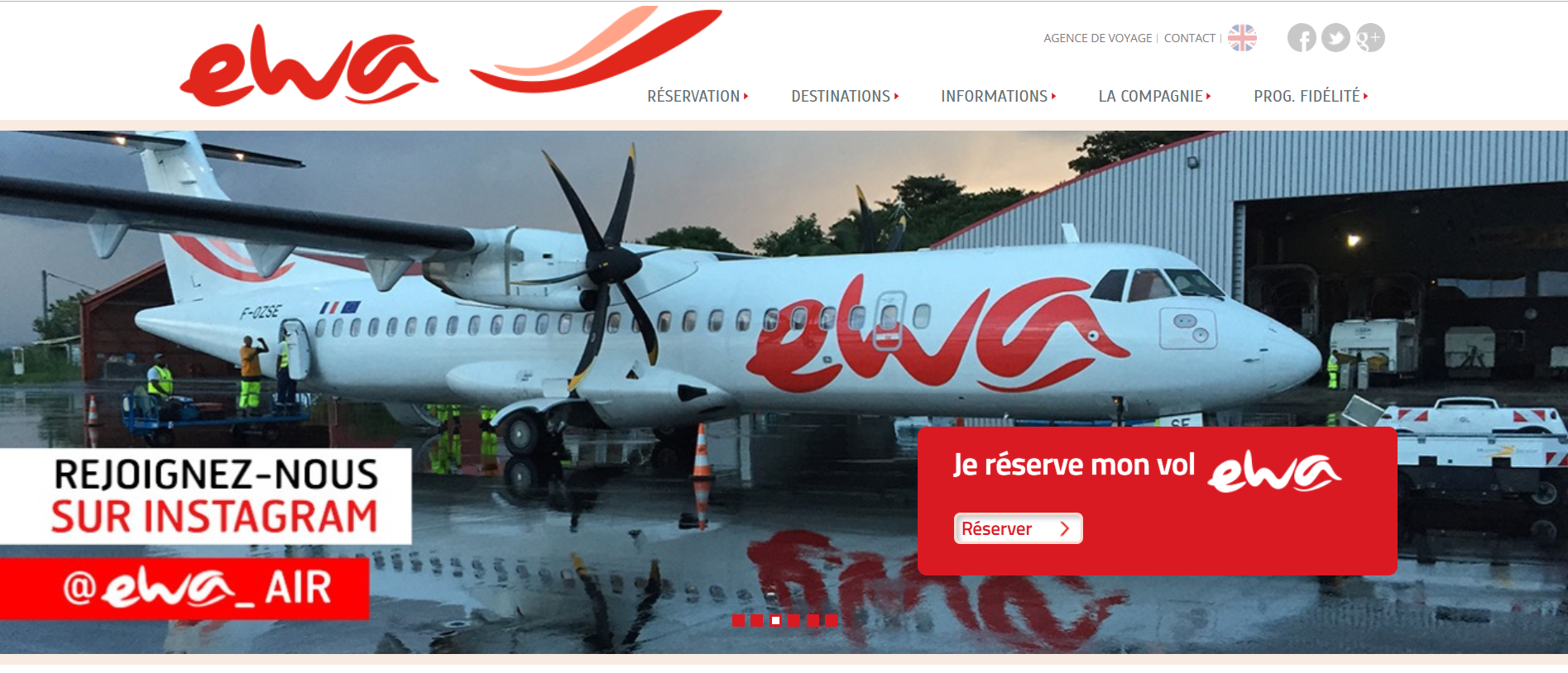 Ewa Air - Tourisme Mayotte