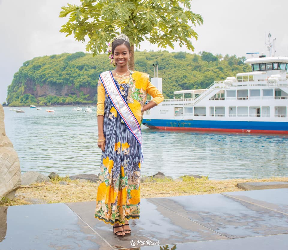 Miss Salouva Mayotte 2019 - Tourisme Mayotte