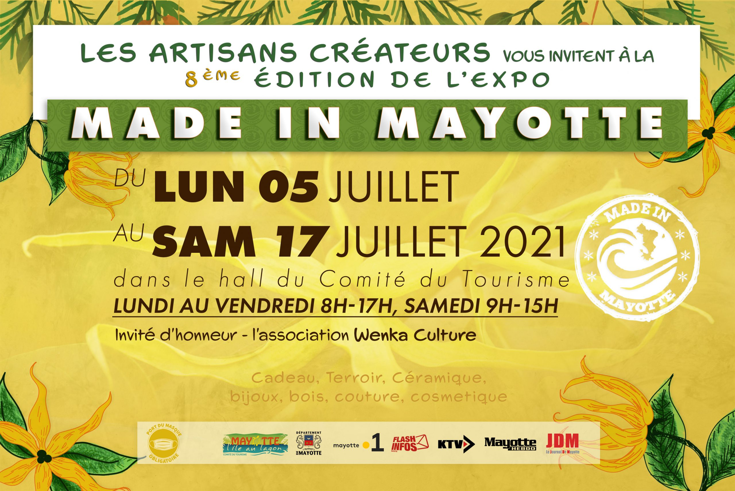 8ÈME EXPO MADE IN MAYOTTE - Tourisme Mayotte
